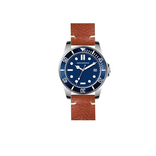 watchpeople Quarzuhrwerk - Flat Iron Classics