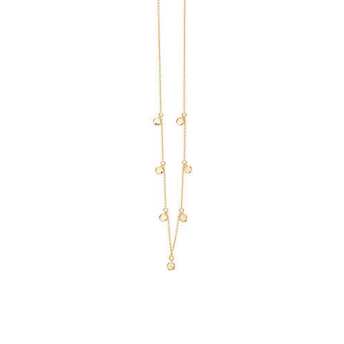 Ratius Kette - Gold mit kleinen Einhängern
