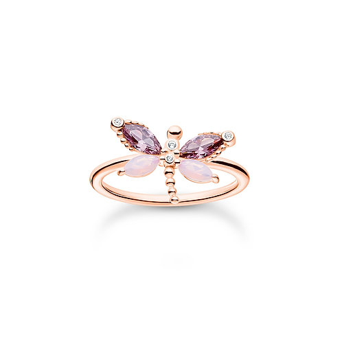 Thomas Sabo - Ring Libelle