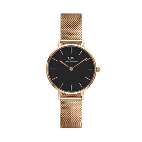 Daniel Wellington Quarzuhr - Petite Melrose 28mm