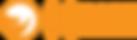GOHARD ENERGY DRINK transparent orange .