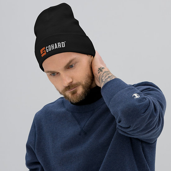 GH Embroidered Beanie