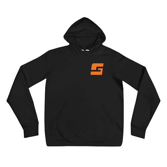 GH Never Tired Unisex hoodie