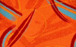 cosmos naranja