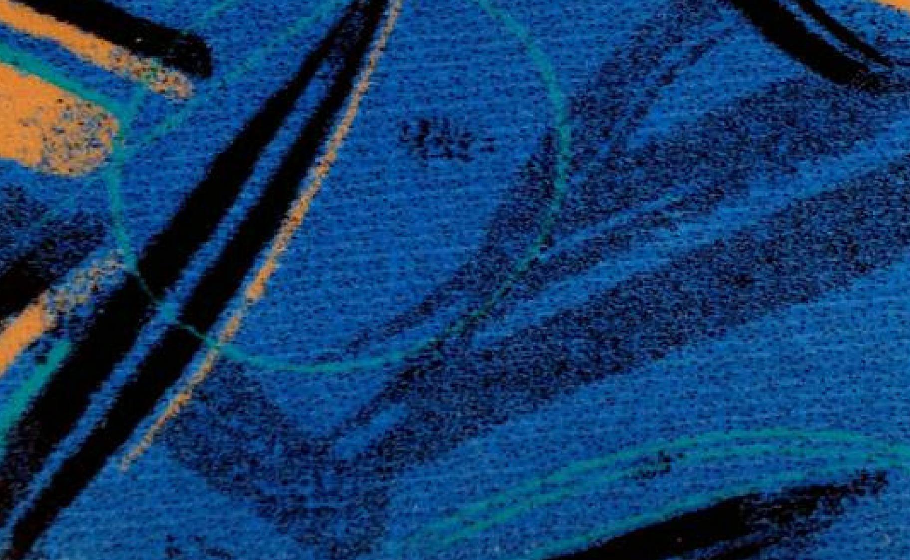 cosmos azul
