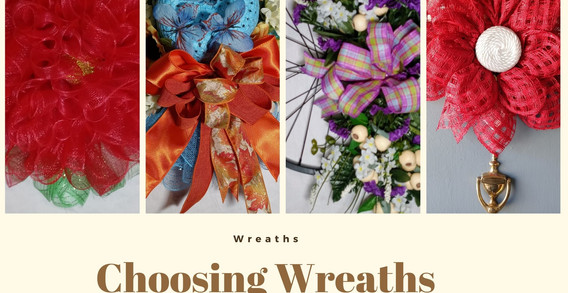 Wreaths by BF Smith