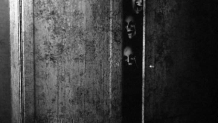 coming out the closet (shadows of my darkness)