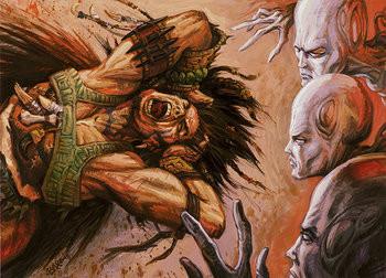 rape of mind