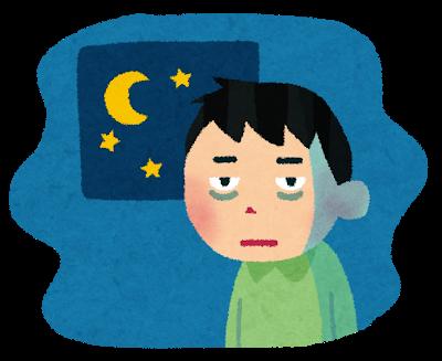 睡眠障害(不眠症)