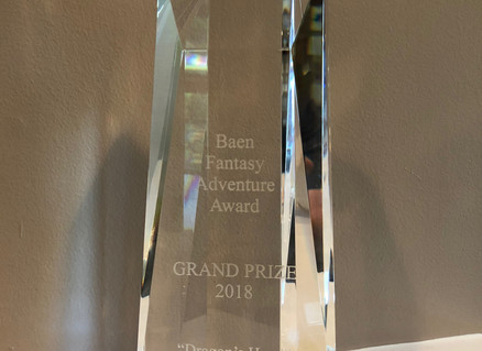 2018 Baen Fantasy Adventure Award