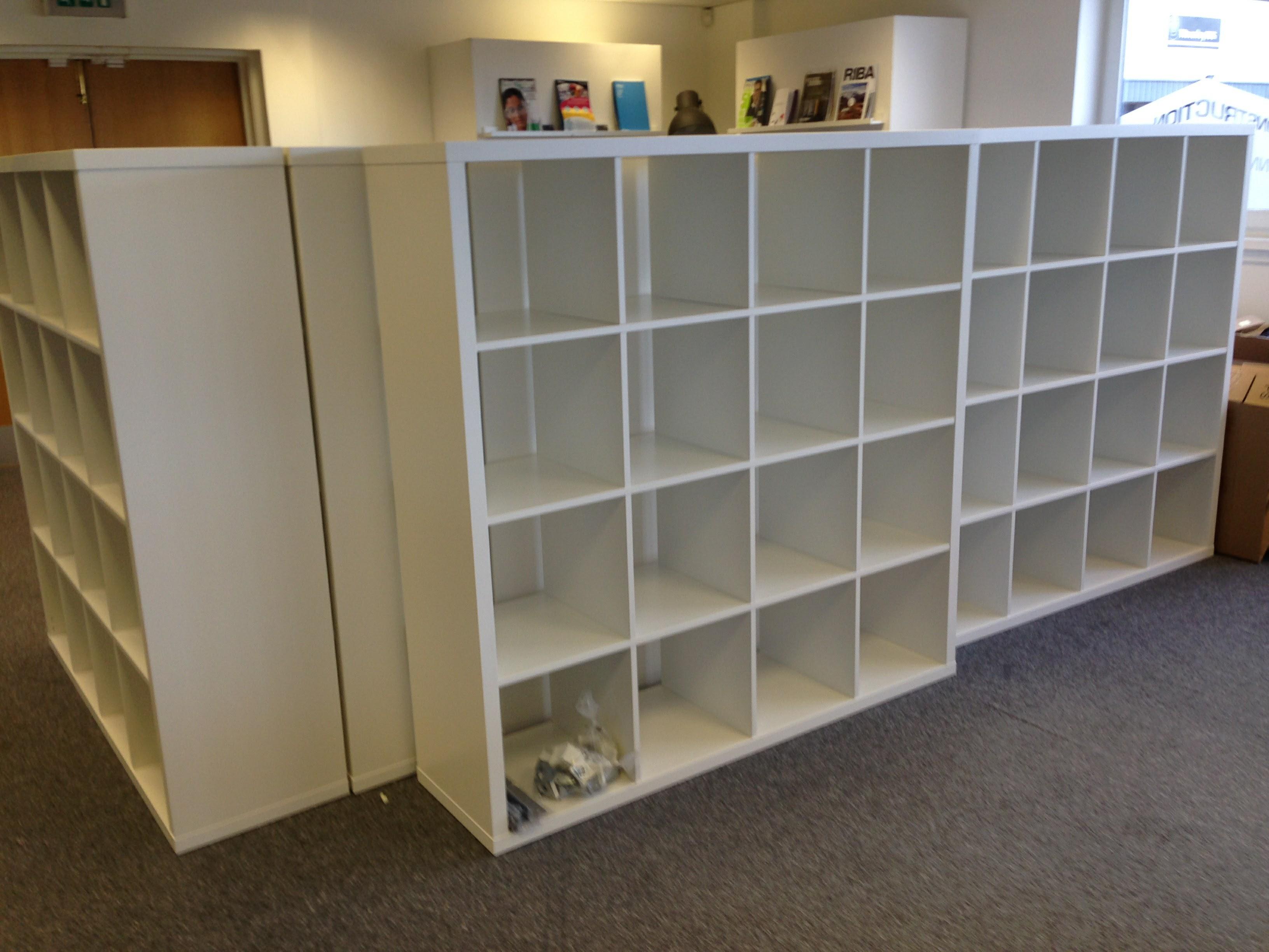 IKEA Kallax Bookcases