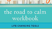 Goodreads.com Road to Calm Workbook GIVEAWAY!