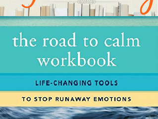 The Spring 2017 Road to Calm Workbook Giveaway: LAST CHANCE TO ENTER!