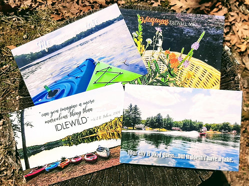 Postcards of Idlewild