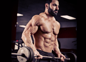 zyad fitness perosnal training