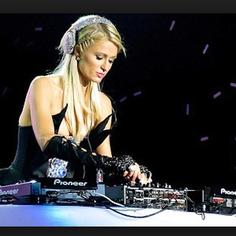 Post Conference: DJ Paris Hilton