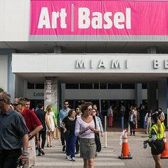 Design Event Art Basel, Miami