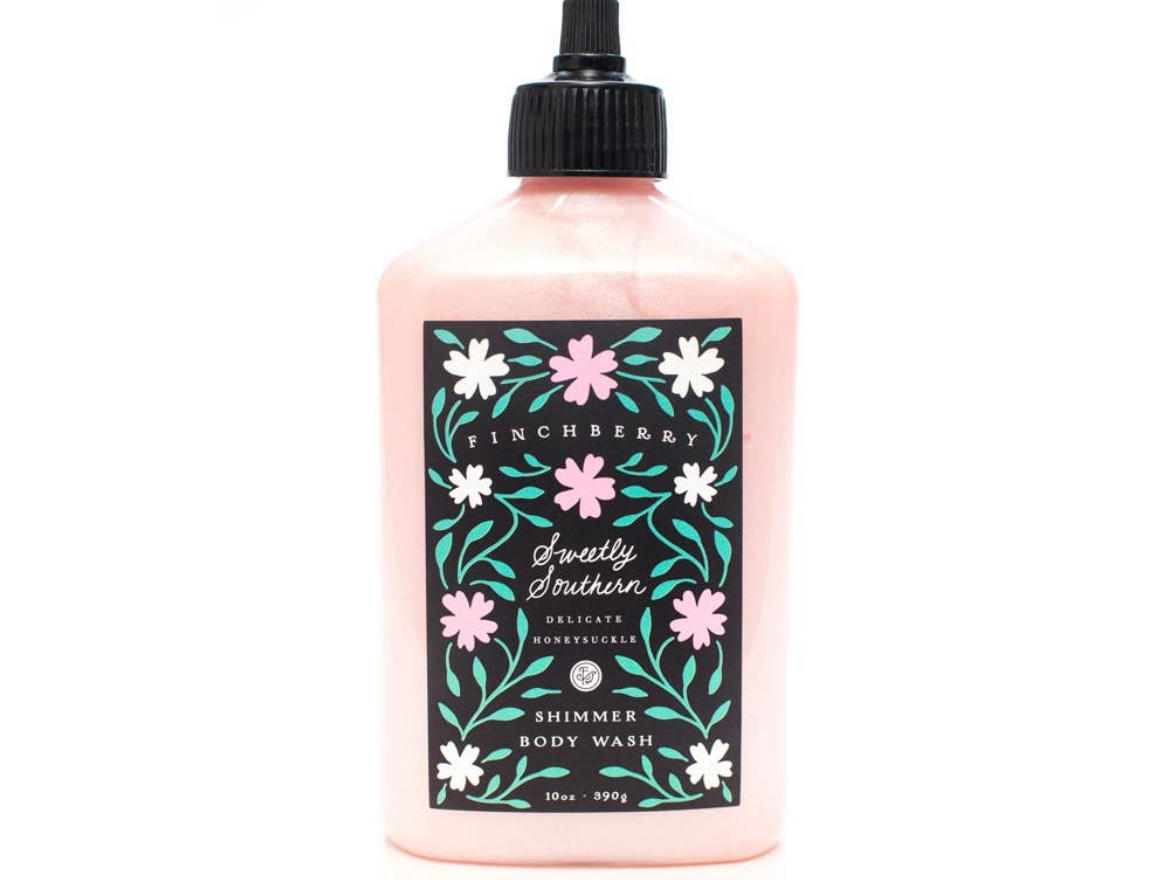 Sweetly Southern Shimmer Body Wash