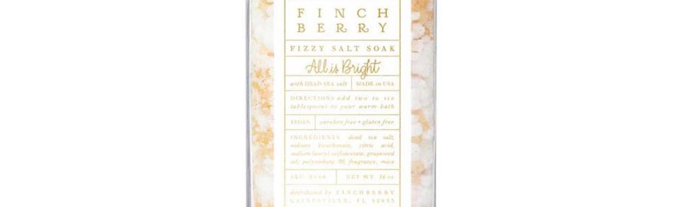 All is Bright Fizzy Salt Soak
