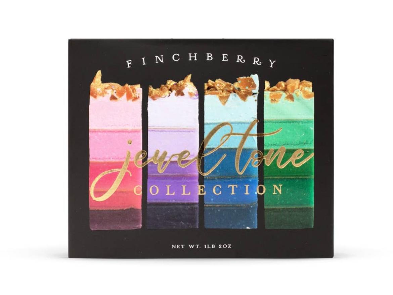 Jewel Tone Collection Soap Box