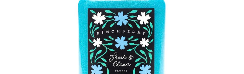 Fresh and Clean Shimmer Body Wash