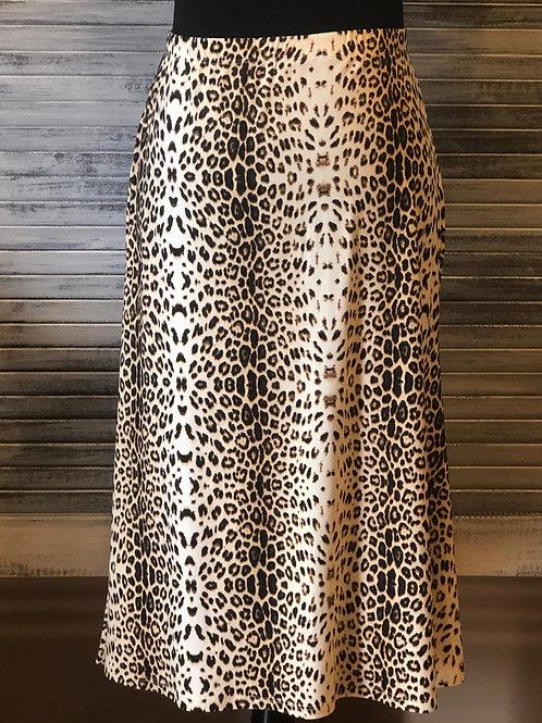 CC Printed Skirt