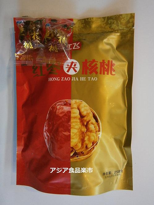 红枣核桃 258g