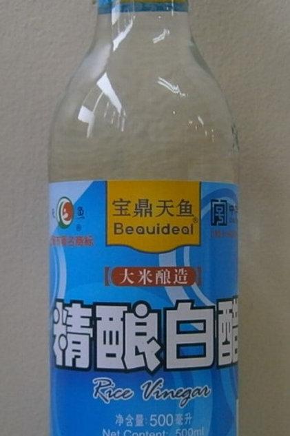 精酿白醋(米酢) 500㎖