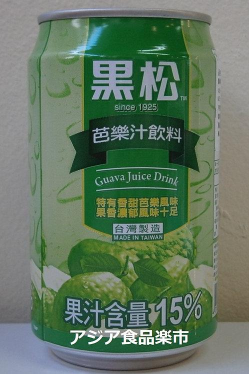 黒松 芭楽汁飲料(グァバジュース)320㎖