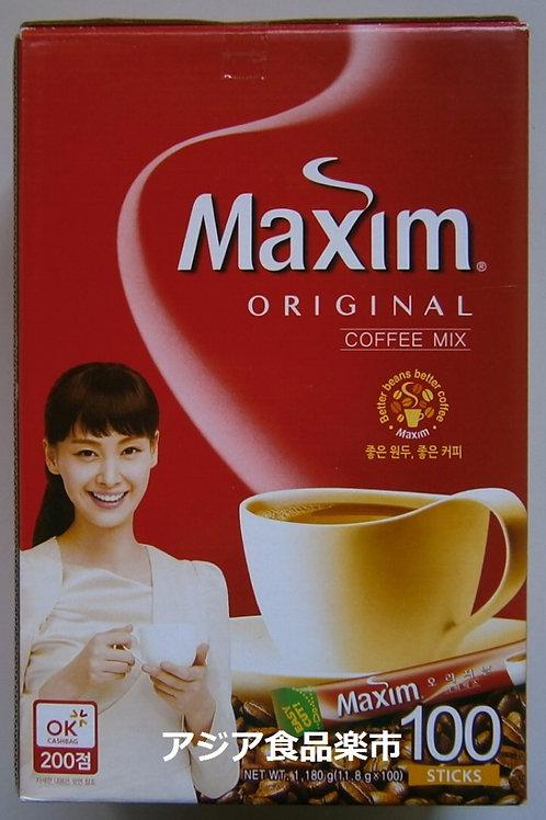 マキシム オリジナルコーヒー 1180g(11.8g×100包)