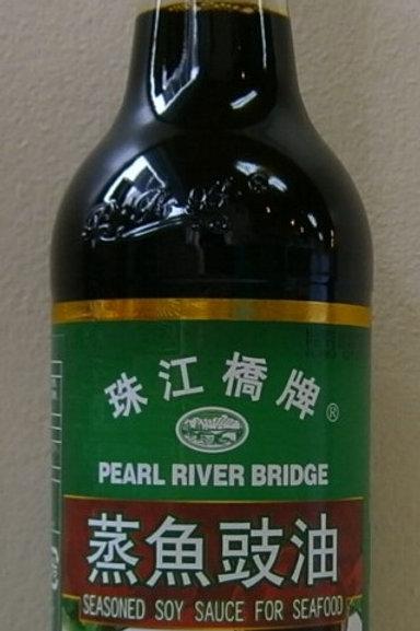 珠江橋牌 蒸魚醤油 500ml