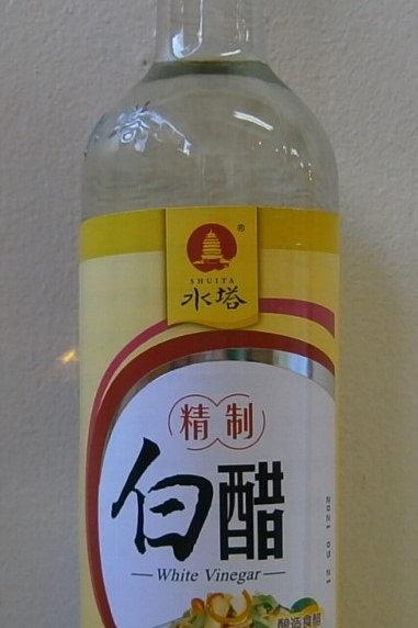 水塔 精制白醋(穀物酢) 500㎖