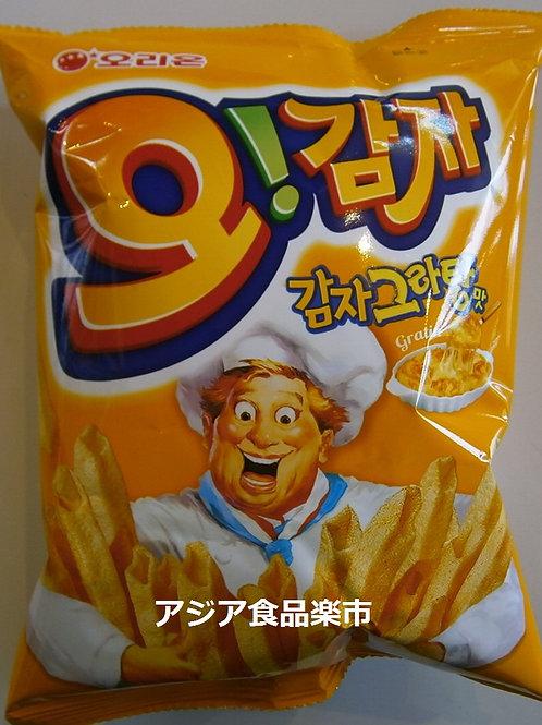 オリオン オー!カムジャ グラタン味 50g