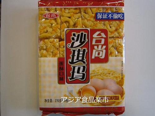 台尚 蛋酥口味 沙琪玛 270g