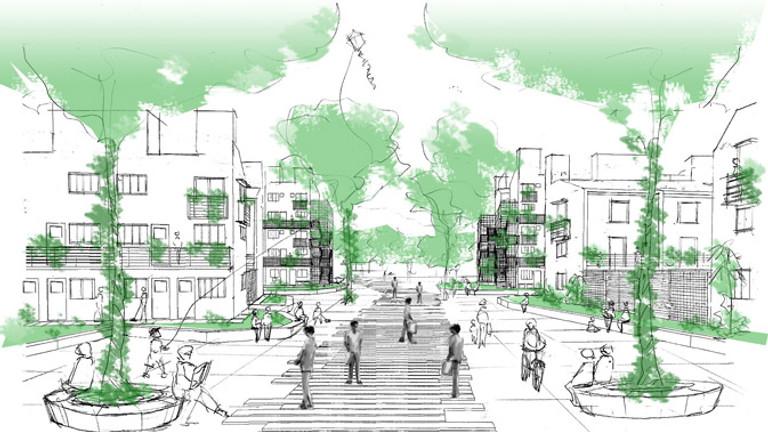 Viver de outro modo: habitar num eco-bairro
