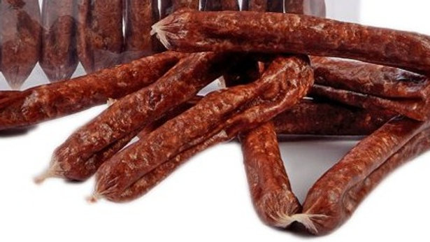 String of 4 Sausages