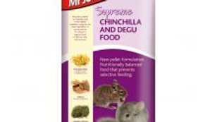 Mr Johnsons Chinchilla & Degu food