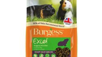 Burgess Excell Guinea Pig Nuggets with mint