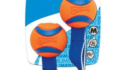 Chuckit Ultra Tug Duo Medium 6.5cm