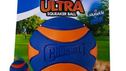 Chuckit Ultra Squeaker Ball Extra-Large