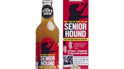Woof & Brew Senior Hound