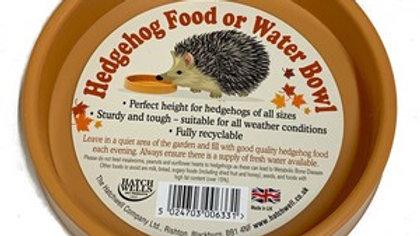 Hedgehog Food & Water Bowl