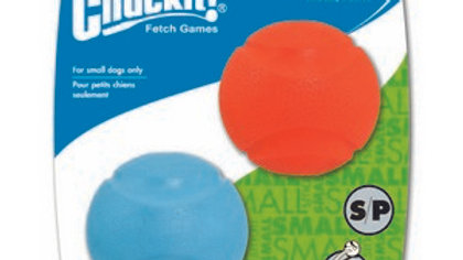 Chuckit Fetch Ball 2 Pack Small 4.8cm