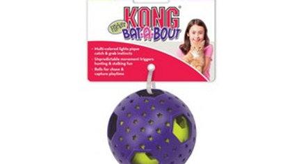 KONG Bat about Flikker disco Ball