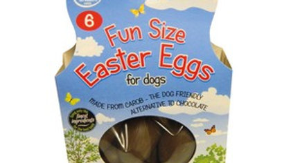 Fun size Doggy Easter Eggs