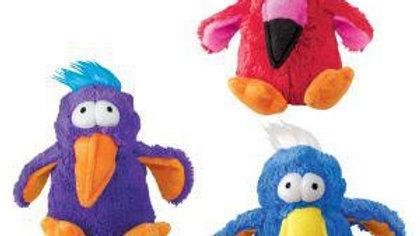 KONG Plush Dodo Birds Med