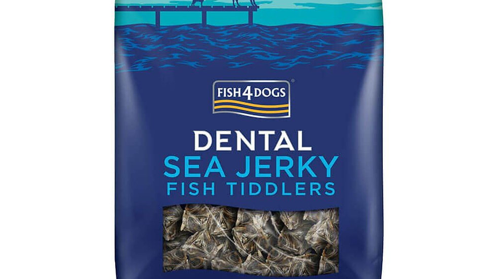 SEA JERKY FISH TIDDLERS
