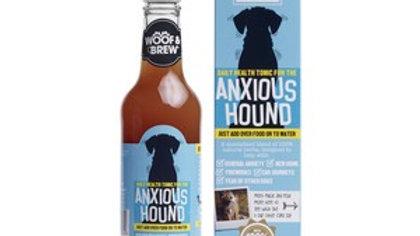 Woof & Brew Anxious Hound