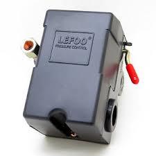 pressure switch air compressor