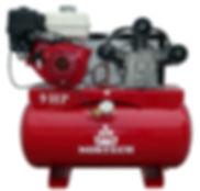 9 HP gas compressor Honda